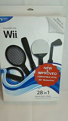 Nintendo Wii 28 in 1 Sports Pack
