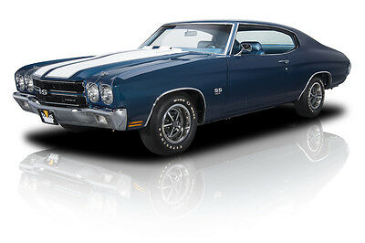1970 Chevrolet Chevelle  Frame Off Restored Chevelle Super Sport LS5 V8 TH400 3 Speed Automatic PS A/C