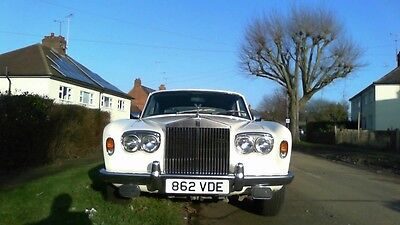1974 Rolls Royce Silver Shadow in excellent condition 28,000 miles