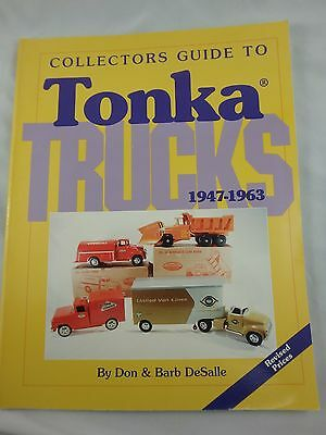 1994 Collector's Guide To Tonka Trucks 1947-1963 - Softcover - Desalle - Revised