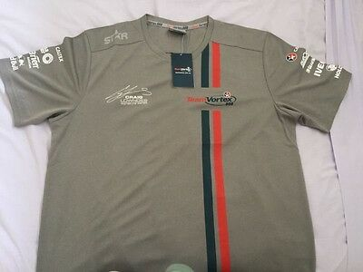 Team Vortex 888 Craig Lowndes Tshirt BRAND NEW men's size XL