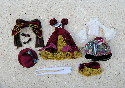 Outfit Pullip Karol Groove doll