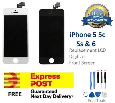 For iPhone 5 5C 5S LCD Replacement Touch Screen Digitizer Display Assembly