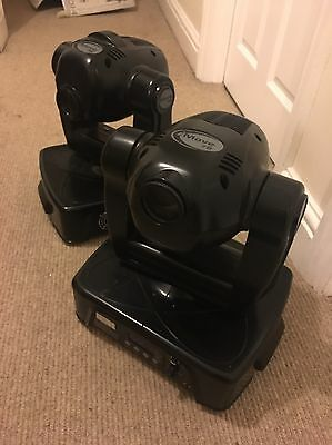 iSolution iMove 7S DJ Disco Lights Moving Heads