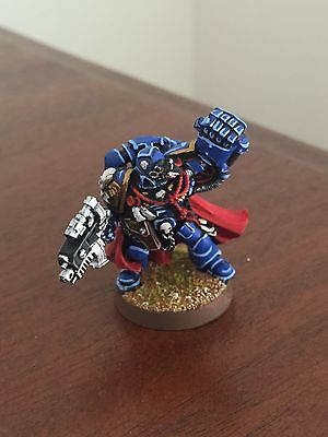 Games Day 1999 Exclusive Space Marine Captain Pro Painted Warhammer 40k