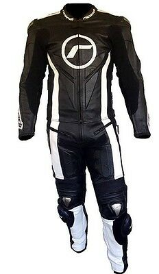 Ricondi GP EVO 2 Piece Leather Motorcycle Race Suit LAST ONE REMAINING (Size XL)