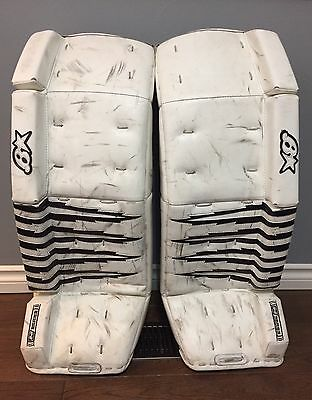 BRIAN's H•SERIES GOALIE PADS