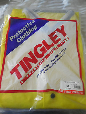 Tingley Protective Clothing Eagle Coat XL Flame Retardant New C21207