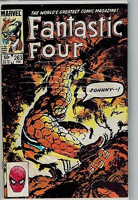 Fantastic Four - 263 - Marvel - February 1984