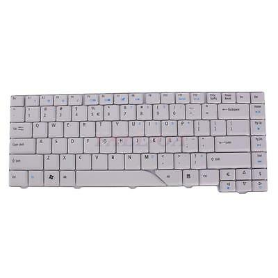 Keyboard for Acer Aspire 4520 4710 5315 5920 5710 Series Laptop White US