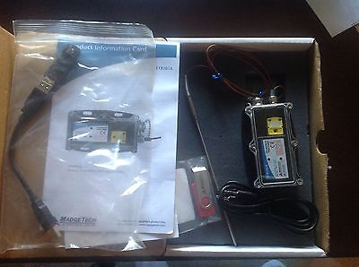 Madge Tech Exhaust Temperature Data Logger system ETR101A