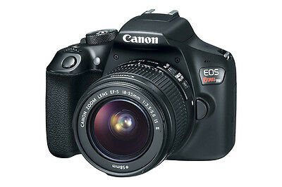 *NEW* Canon EOS Rebel T6 dSLR Digital Camera with 18-55mm IS II Lens Kit