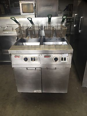 Frymaster Deep Fryer Electronic Ignition Excellent Working  Condition