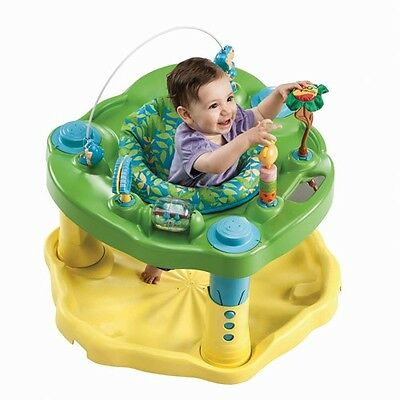 Evenflo Deluxe Zoo Friends Developmental Activity Baby Learning Center