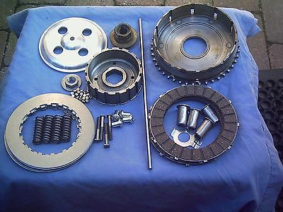BSA A7/10/RGS/Goldstar 4 Spring Clutch new Ready to fit