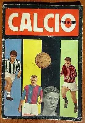 Calendarietto Da Barbiere - Anno 1965 - Calcio - Calendario - Sport - Football