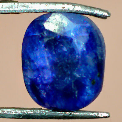 5.7 Cts Cabochon Oval prime Sapphire GemStone Dim-11X9X3 MM S0247