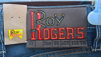 Nuovi jeans Roy Rogers 8 anni