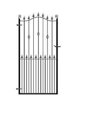 Top Quality Side Gate - Wrought iron heavy duty
