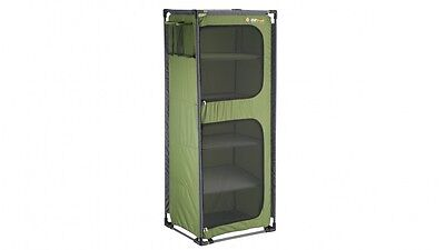 OZtrail Five-Shelf Camp Cupboard Pantry for Food Storage Camping