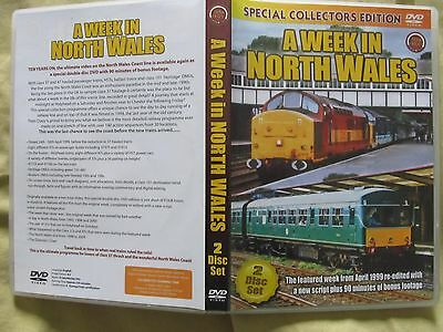 A Week In North Wales Dvd