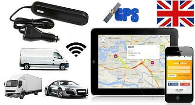 Gps Tracker Fleet Vehicle Car Van Tracking Device System Free Install Supply Fit