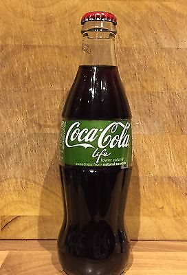 Coca Cola Life 330ml Glass Bottle UK