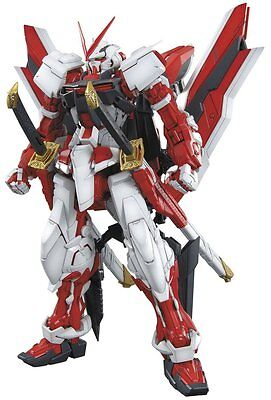 Bandai New 1/100 MG GUNDAM SEED 620477 MBF-P02 ASTRAY RED FRAME from Japan Rare