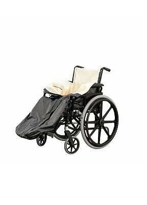 Homecraft - Wheelchair Cosy Toes . Blanket . Mobility , disability , disabled.