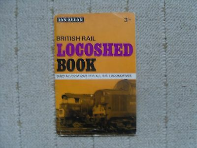 1969 Ian Allan Book - BR Locoshed Book