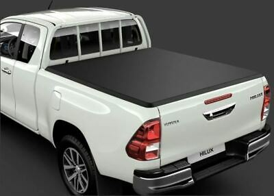 Genuine Toyota Hilux Soft Tonneau Cover With Deck Frame PW3B10K018