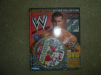 wwe limited edition action collection