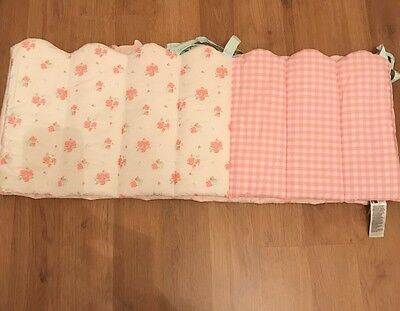 Mothercare Cot Bumper And Quilt