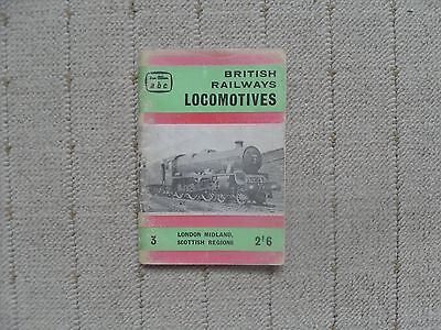 1960/61 Ian Allan Book - BR Locomotives