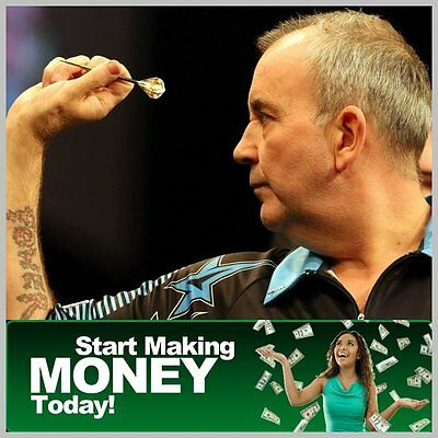 """Fully Stocked Dropshipping DARTS Website Business. High Margin """"300 Hits a Day"""""""