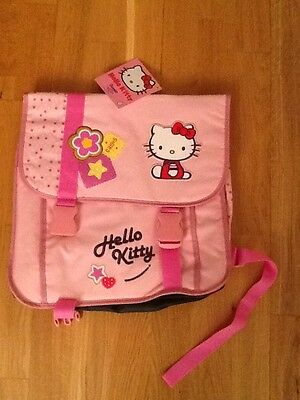 Cartable Hello Kitty NEUF
