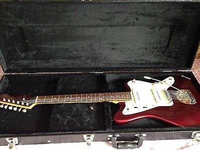 Fender Jazzmaster Guitar  CIJ (Crafted In Japan) With Upgrades