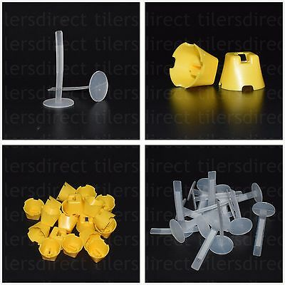 Tile Leveling System - Straps & Caps & Pliers - Tiling Spacers Tools