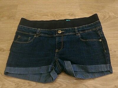 Size 12 New Look Denim Shorts