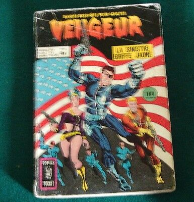 VENGEUR  n°16  Comics Pocket