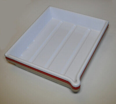 "KOOD SET OF 3 PRINT DEVELOPING TRAYS 10"" x 12""  DARKROOM  25CM X 30CM"