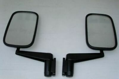 Land Rover Defender/Perentie/Series3 Mirror Head & Arm Pair