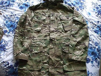 British Army Issued MTP  Windproof Combat Smock (size 180/104 / Large) Used