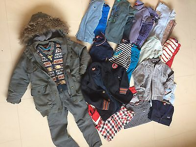 No Added Sugar Boys Complete Wardrobe Year 5-6 Years Free Post Outfits Coats