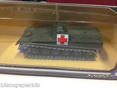 Char Militaire Amx 13 Vci Solido 1/50  Military Tank