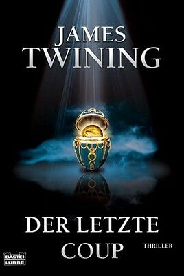 "Buch - James Twining ""Der letzte Coup"""