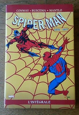 Comics Marvel: Integrale The Spetacular Spider-Man 1976/1977 - Panini