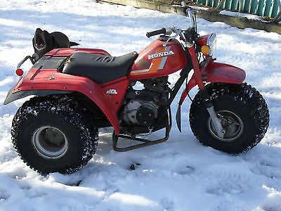 "1984 HONDA 200M ATC ""Runs Great!"""