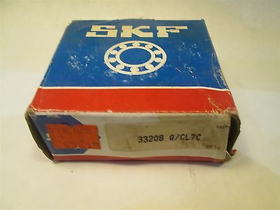 SKF Tapered Roller Bearing Set Cone 33208-Q-CL7A and Cup 33208 Q/CL7C