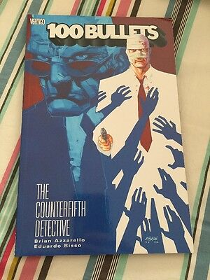 100 Bullets: Counterfifth Detective by Brian Azzarello (Paperback, 2003)